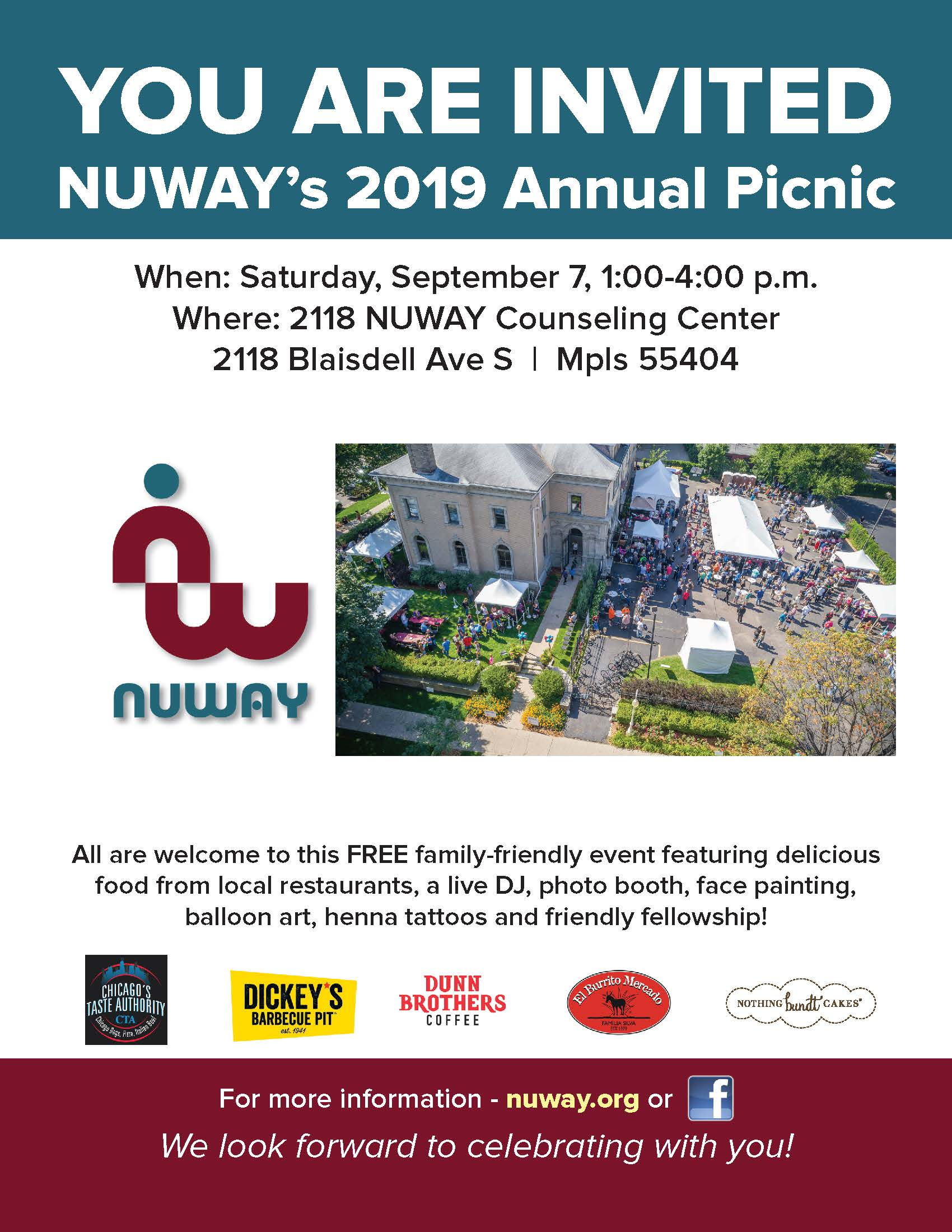 NUWAY annual picnic 2019